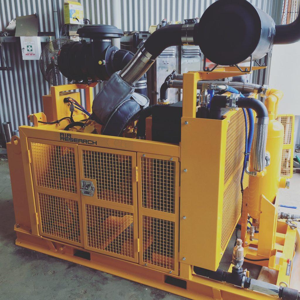 booster compressor 1307